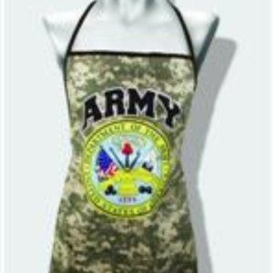 Military Apron Army NEW